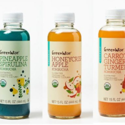 Product Scoop: GreenWise Organic Kombucha