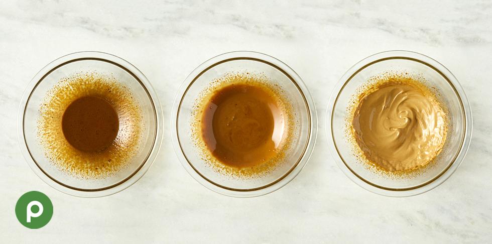 Gourmet coffee step by step