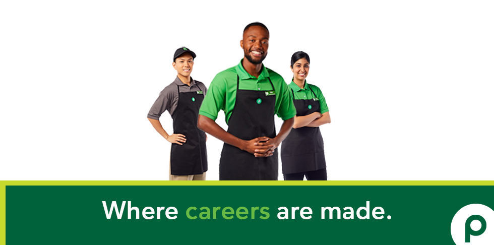 Beginning Your Publix Career at a Young Age