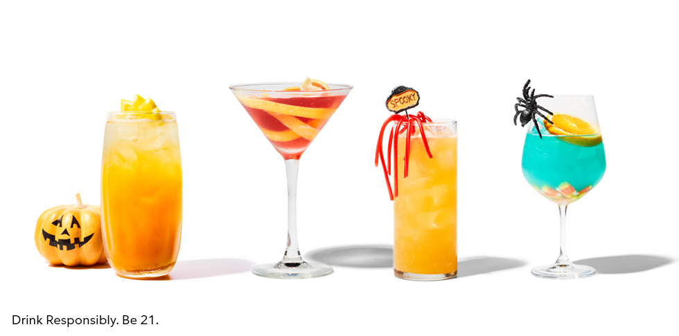 5 Chilling Publix Aprons® Drink Recipes for Your Halloween Party!