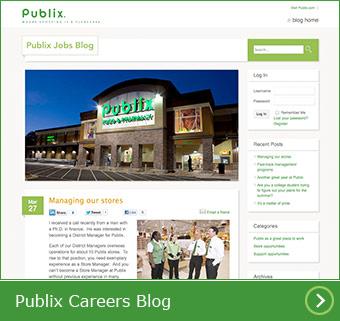 Publix Careers